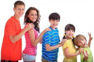 子供に与える影響力